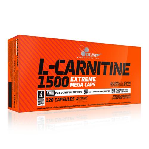 Жиросжигатели Olimp L-Carnitine 1500 Extreme