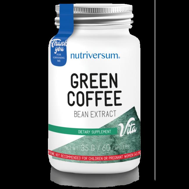 Жиросжигатели Green Coffee+Chrome от Nutriversum (PurePro)