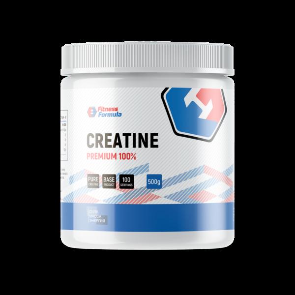 Жиросжигатель Fitness Formula 100% Creatine Premium